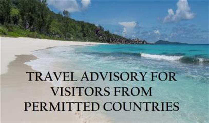 Seychelles Authorities Reviews Visitor's Travel Advisory